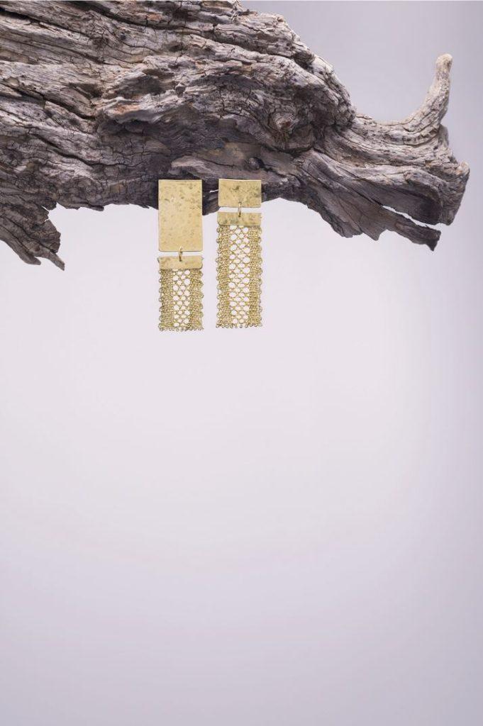 Ariadne's Thread – Candle Light – Bobbin Lace Jewellery