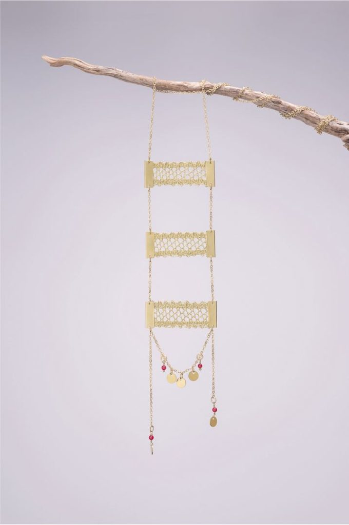 Ariadne's Thread – Transcend – Bobbin Lace Jewellery